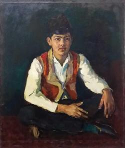 Портрет Абдугани