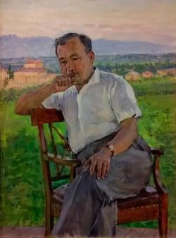 Портрет Абдуллаева