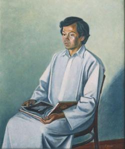 Портрет Абу Али Яхья