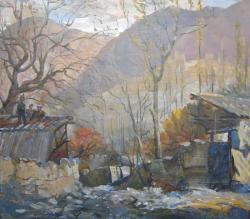 Деревня Эрдон