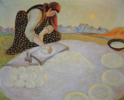 Ширмой хлеб